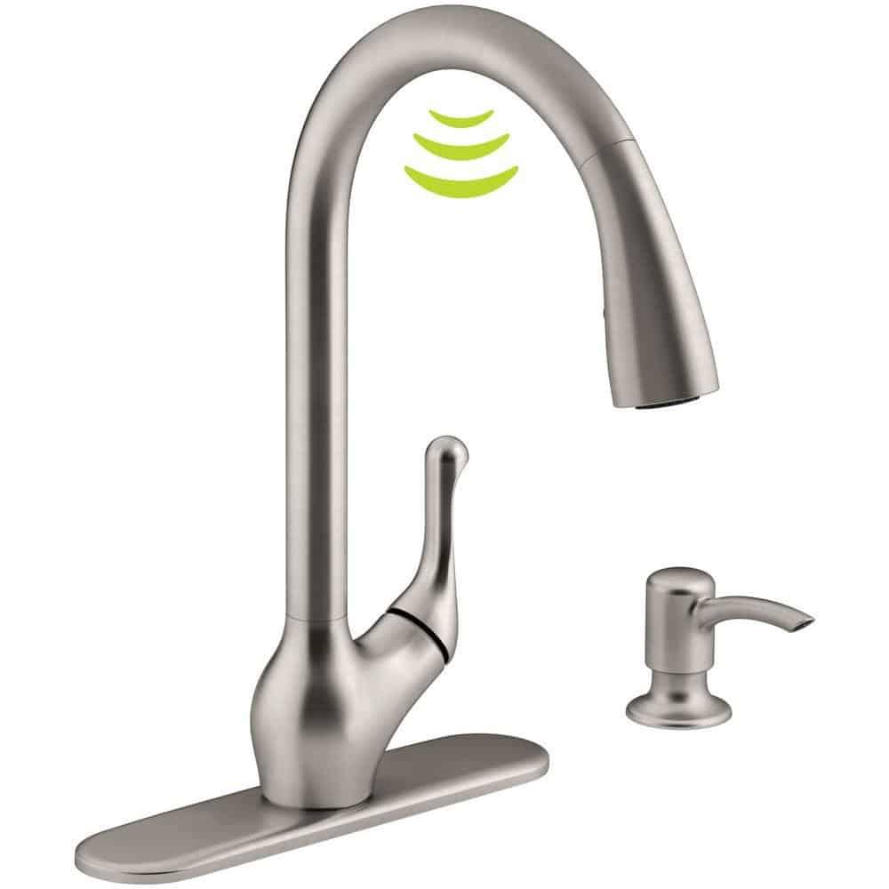 Kohler Barossa Kitchen Sink Faucet